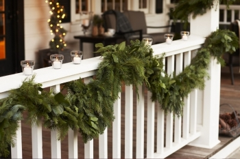 6ft Alpine Garland