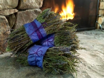 Fragrant Lavender Firestarter Bundles - Set of 3 Firestarter Bundles