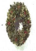 Holiday Magic Wreath